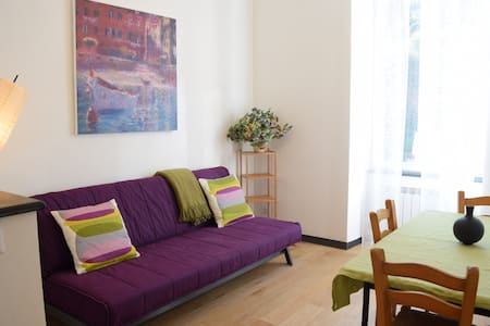 Oliveto Apartment Vernazza Sleeps 4 - Vernazza