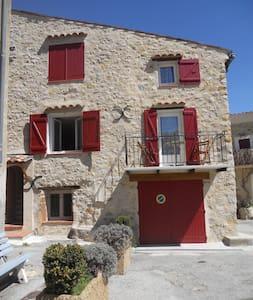 Maison de village provençal - Rougon