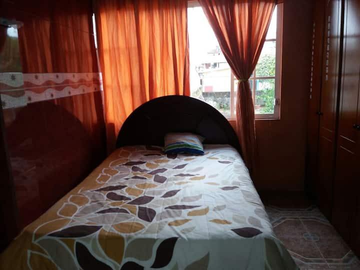 Alojamiento cómodo en un ambiente tranquilo