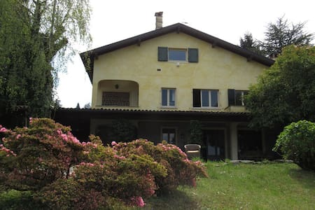 apartment in a nice villa lake view - Castelveccana - Apartment