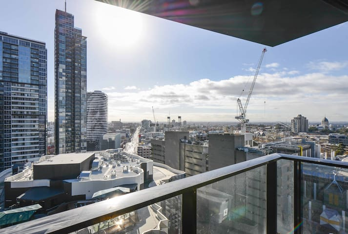 5 STARS Rated!! Best CBD Location! - Melbourne - Appartement