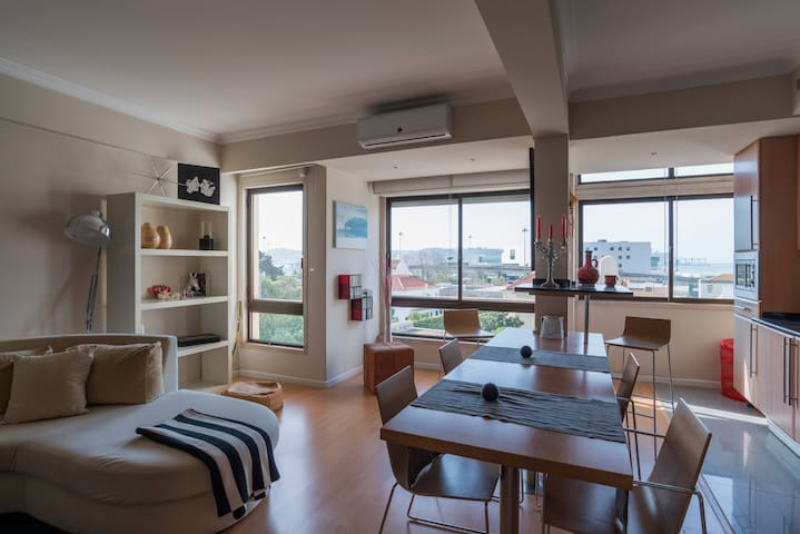 Boutique Style Apt near Belém Tower - Lisboa - Flat