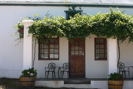 SCALI Wine COTTAGE-Self catering - 帕阿尔(Paarl) - 牧人小屋