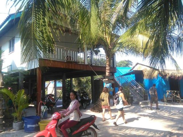Soksan Eco-Tourism - Krong Preah Sihanouk - Dom