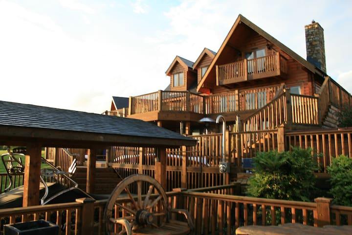 Lough Sillan Lodge