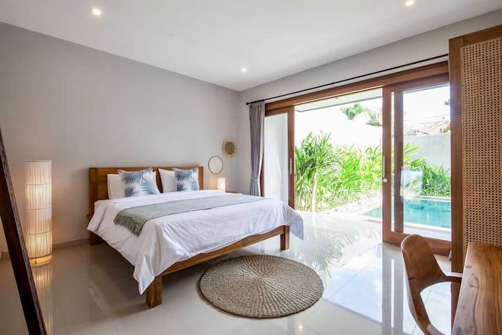 Mahalo Villa - Comfy room close to the beach #3