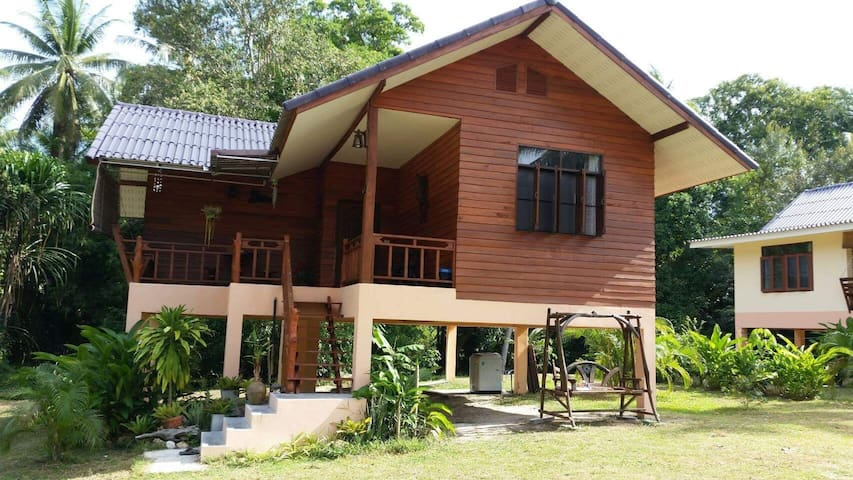 Cozy modern Maduea Wan Private house