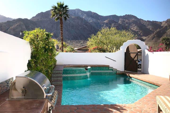 Fabulous Spanish home w Heated Pool/Spa & Fire Pit