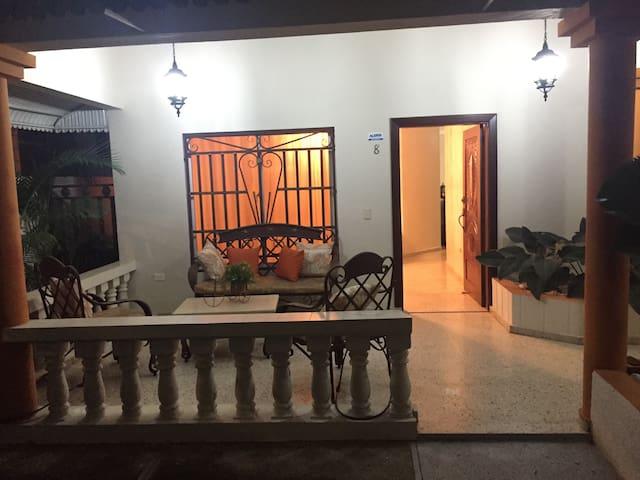 Casa Amueblada en Santiago de los Caballeros