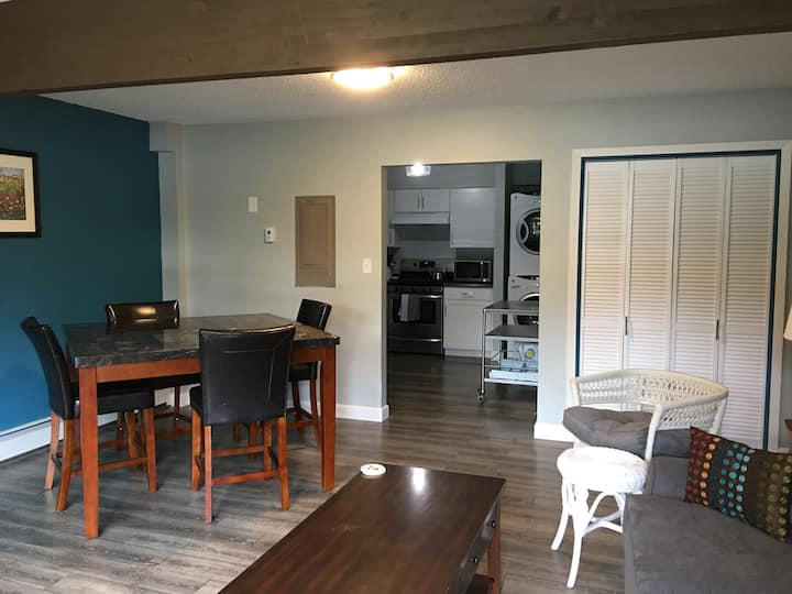 Wonderful apartment at the base of Alyeska.