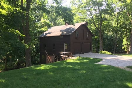 Saddle River Grist Mill Circa 1750 - Saddle River