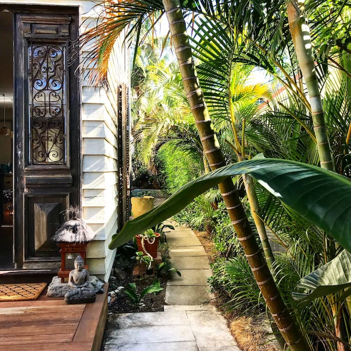 welcome to our Balinese hideaway... where your holiday begins...our tropical paradise, a hidden gem in Sydney!