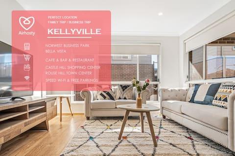 Kellyvile Delight 5BrHouse+Parking+Shopping Center