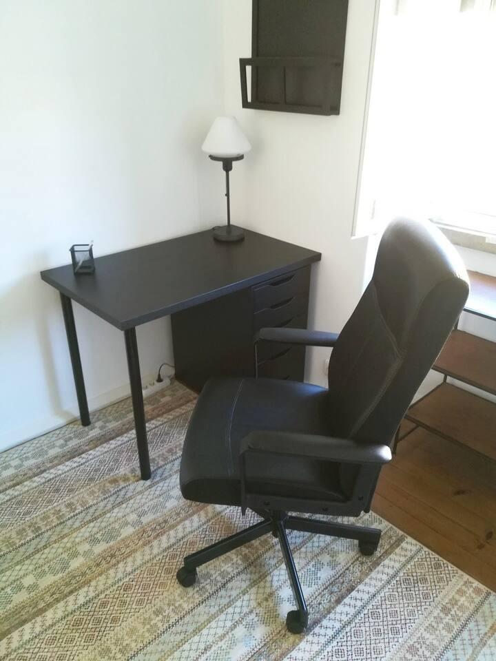 Vintage room desk