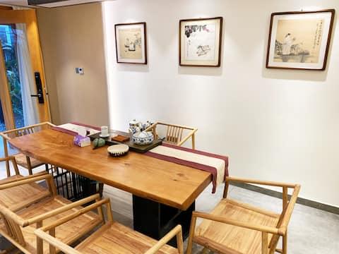 Accommodation With Home Garden Near Wuyi Mountain
