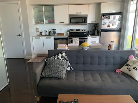 Cozy One bedroom - Bloor & Yonge