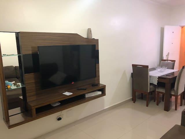 Apartamento Enseada - Guarujá - Aconchegante