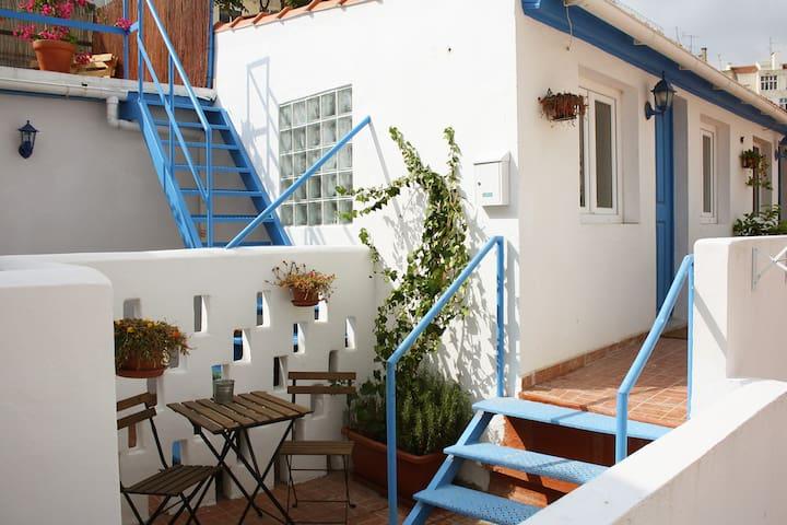 Lissabon Charmantes, sonniges Studio & Terrasse