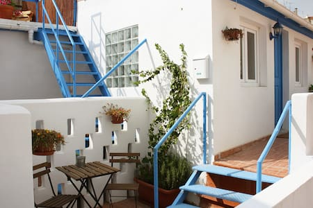 Lisbon Charming Sunny Studio & Terrace - Lisboa - Lägenhet