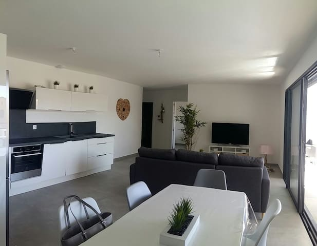 Appartement Moriani  Plage T3