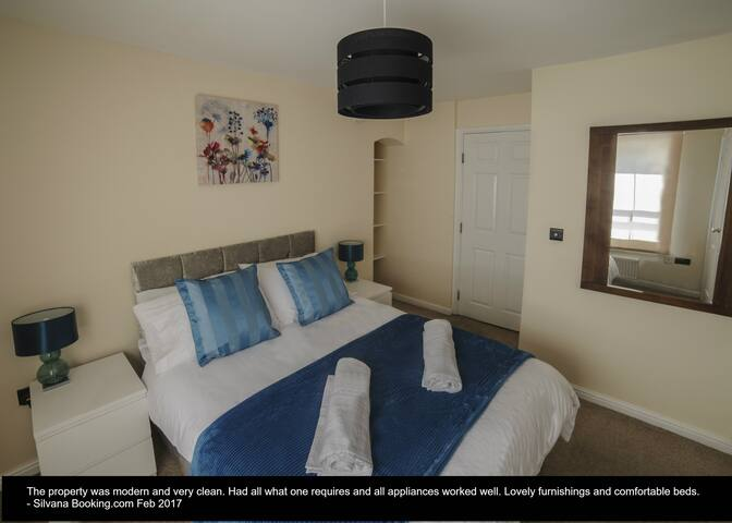 stay central - Coventry, Central - Coventry - Wohnung
