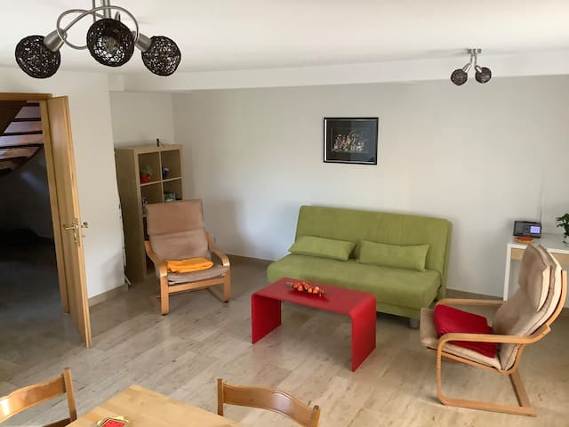 2 Zimmer Appartement in Witterswil / nähe Basel