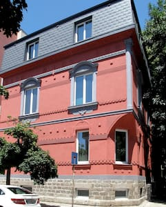 The Red House_1 - Plovdiv - Hus