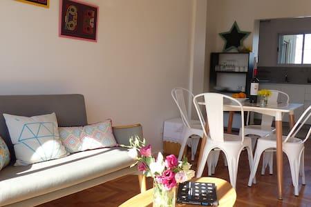 Bright apartment in Palermo - ブエノスアイレス - アパート