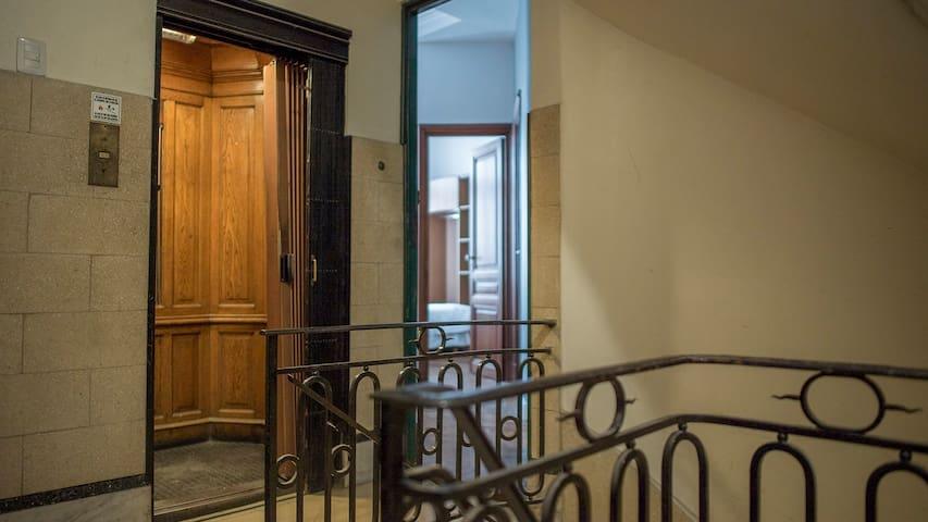 Cómodo Depto en Pza San Martin - Cozy flat