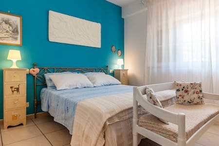 Country house collinare panoramica - Itri