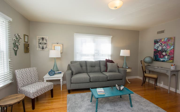 Shabby Chic 1BR Apt In Convenient Sioux Falls Area - Су-Фолс - Квартира
