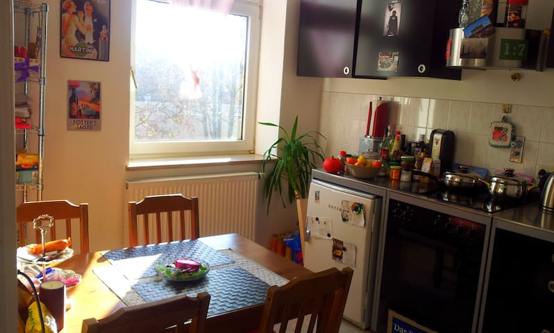 Very central flat - up to 4 persons - Munich - Apartemen