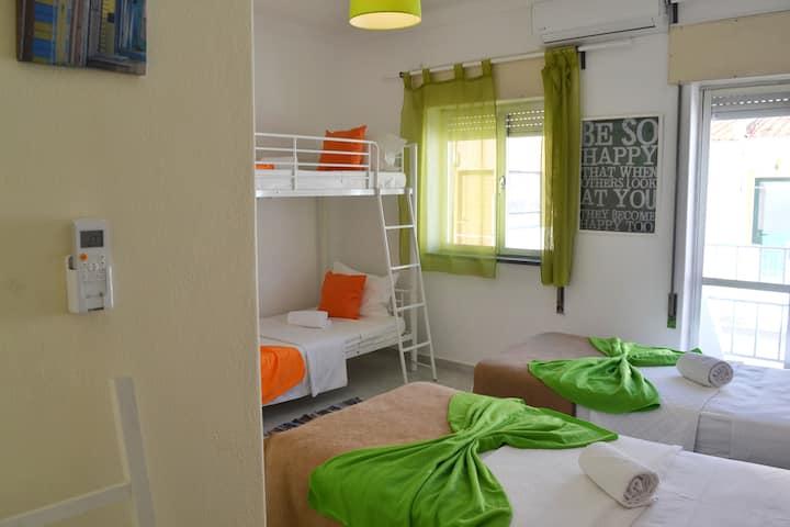 Quadruple Room - Alvor House Lagoon