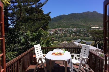 Mountain and valley views apartment - Cape Town - Huoneisto