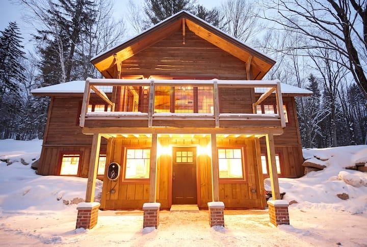 Butterfly Cabin - Seesaw's Lodge