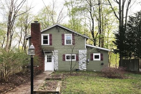 Charming Private 2 BR Beacon Bungalow Getaway