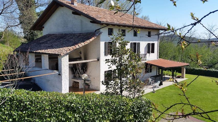 Villa  Colline Monferrato - Nizza Monferrato - Villa