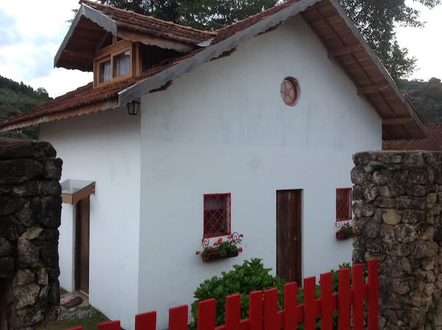 Monte Verde Apaixonante - Monte Verde - Hus