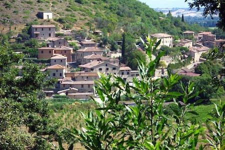 Campagne toscana près de Sienne - Sovicille