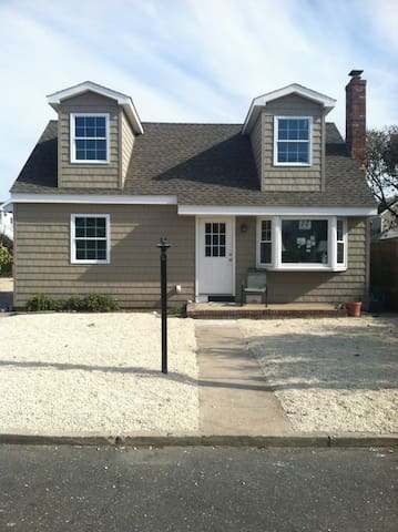 LBI,NJ-LARGE  COZY BEACH COTTAGE - Ship Bottom - Casa