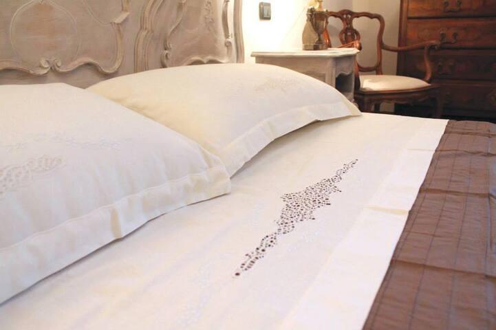 B&B del Piazzo, stanza Margherita - Biella - Bed & Breakfast