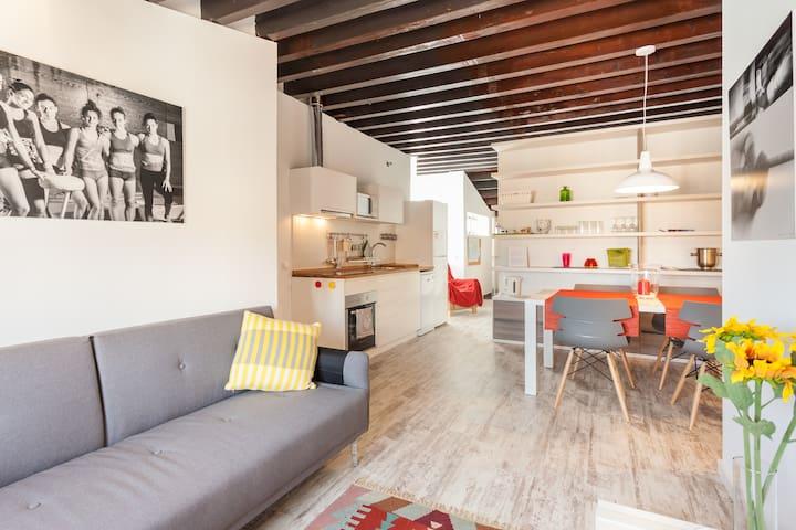4-Loft Old Town Palma - Palma - Huis