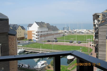 Studio au  port de Deauville - Deauville - Appartement