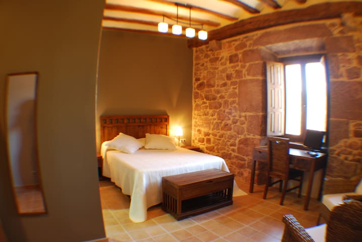 Double room El Camino - Sorlada - Bed & Breakfast