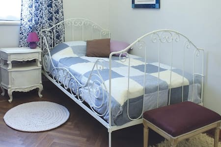 Stanza Gaia, singola pulita, curata - Biella - Bed & Breakfast