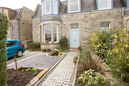 B&B in family home Residential area - Edimburgo - Bed & Breakfast