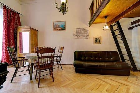 Authentic apartment in the center - Sankt-Peterburg