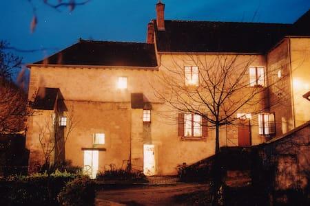 """Au moulin : """"La Belle Meunière"""" - Savonnières"""