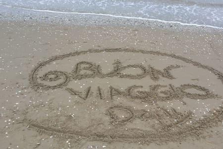 B&B Alkyrama- vista mare  a 100 mt dalla spiaggia - Riccione - Bed & Breakfast