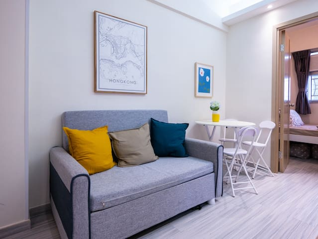 New set up 2 br in Wanchai